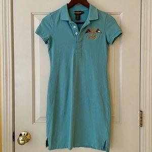 Ralph Lauren RUGBY Logo Polo Dress